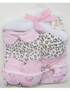 Подарочный комплект для малышей котенок